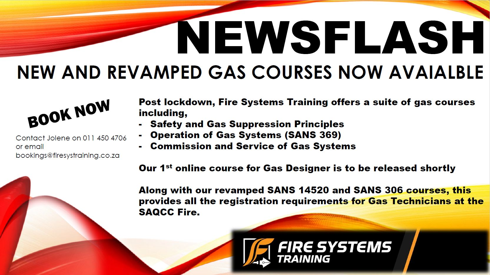 New Gas Courses
