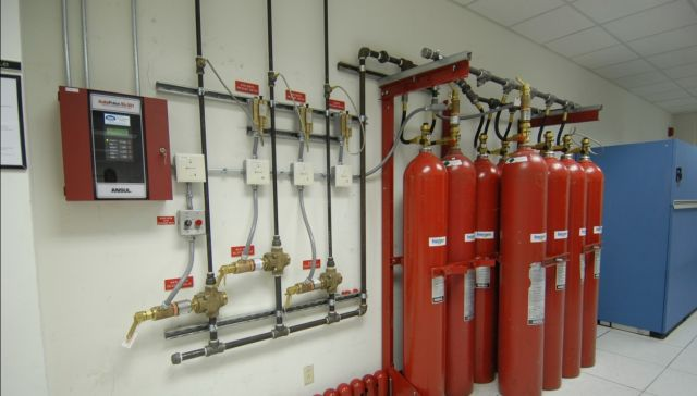 Gas Extinguishing Installer